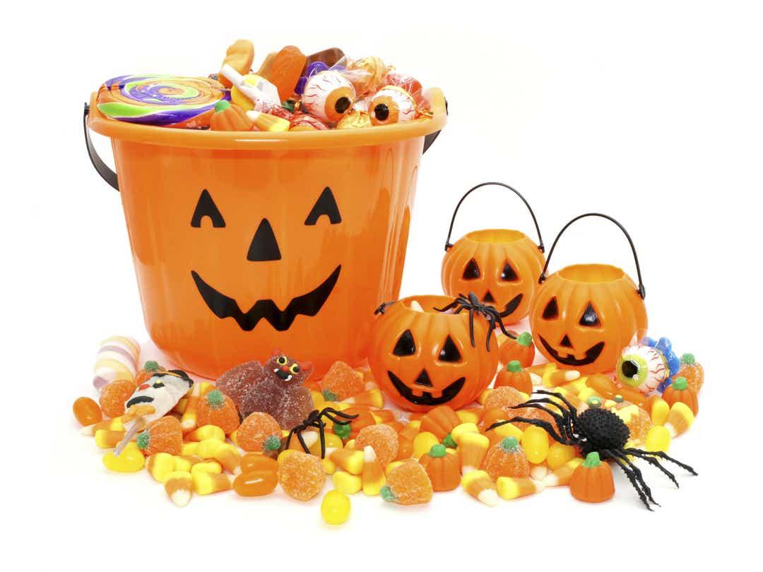 Halloween bonbons