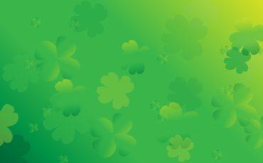 trèfle - St Patrick